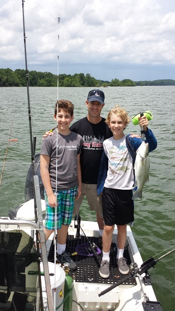 Tim, Jack and Will