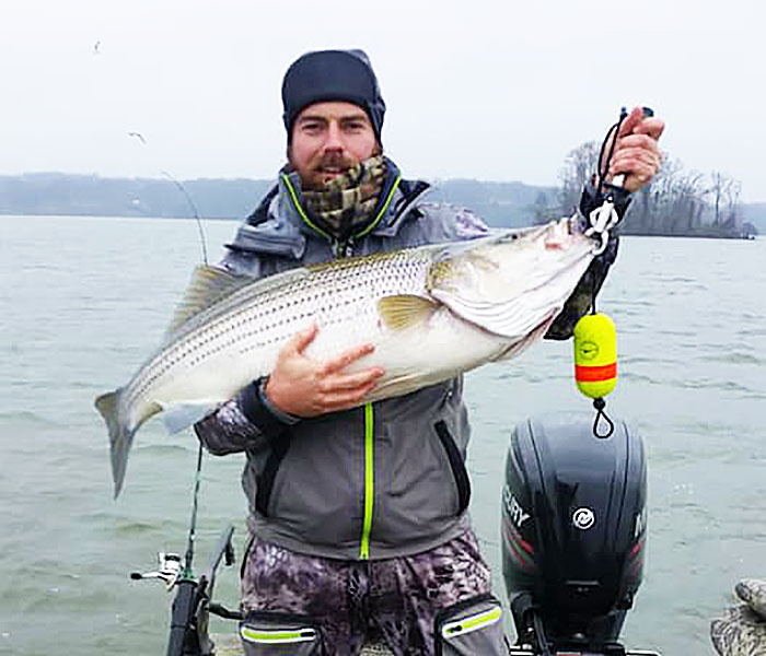 Nashville Fishing Guides Client Slider